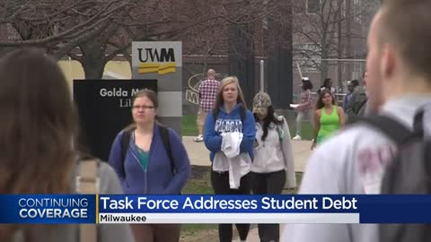 'Meaningful first step:' Governor Evers' Student Debt Task...