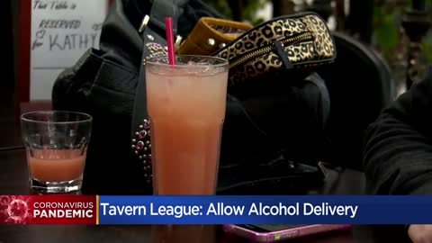 Wisconsin Tavern League hopes to change alcohol delivery laws...