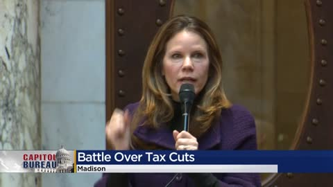 Wisconsin Legislature sends $250 million tax cut to governor