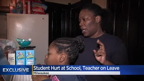 Milwaukee police investigate claim that 4th grade teacher injured student