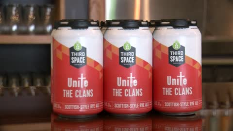 Third Space Brewing wins gold medal in national beer competition