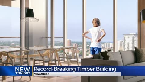 Tallest timber tower in the world to break ground in Milwaukee this spring