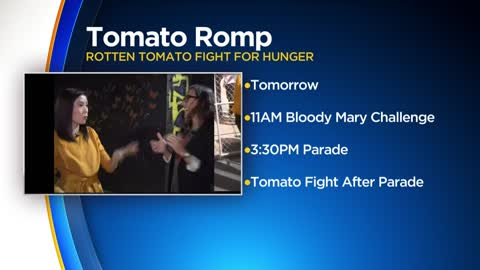 Milwaukee's Tomato Romp Festival returns for its biggest, messiest and tastiest year yet