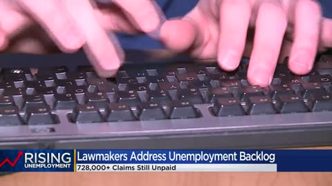 DWD Secretary answers questions on unemployment claims delays