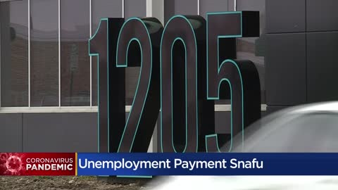 DWD error causes unemployment payments to be added, withdrawn in some accounts