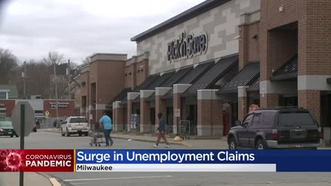 Wisconsin unemployment claims surge to 45,652 this week; state looks to eliminate wait for benefits
