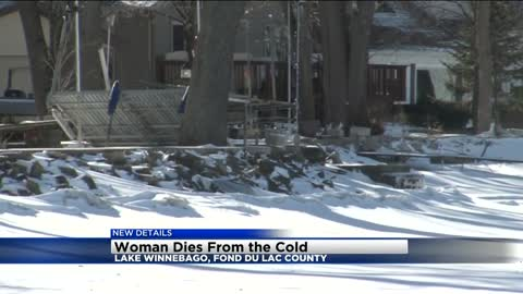UPDATE: New details on woman's death near Lake Winnebago shore