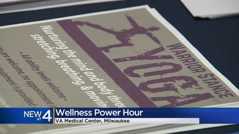Wellness Power Hour at Milwaukee VA promotes healthy relationships