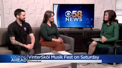 Inaugural VinterSköl Musik Fest to be held February 15 in Milwaukee