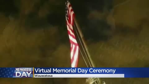 ' Wauwatosa woman hosts virtual Memorial Day Facebook tribute