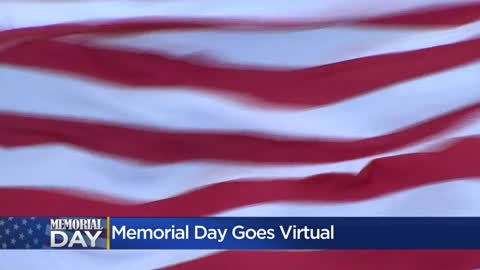 Wisconsin holds virtual Memorial Day ceremony