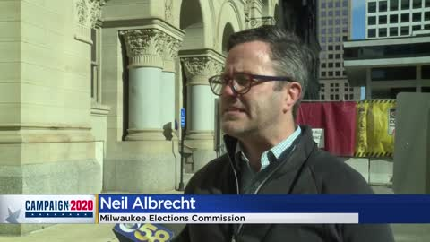 Election commission: Overwhelming number of absentee ballots cast by voters in Milwaukee