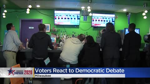 Milwaukee County democrats react to South Carolina debate