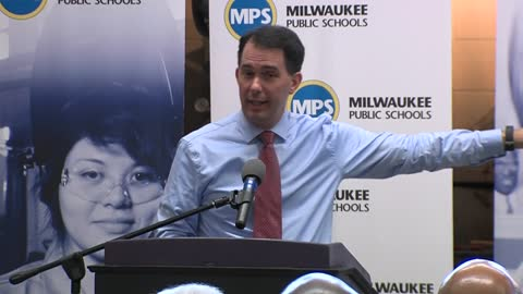 "Gov. Walker celebrates young workers during ""Youth Apprenticeship Day"""