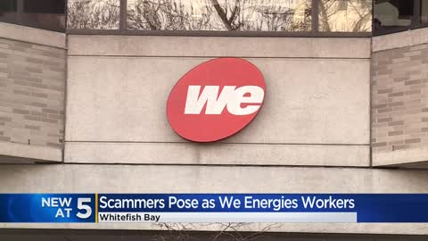 Whitefish Bay police looking for two men posing as utility workers