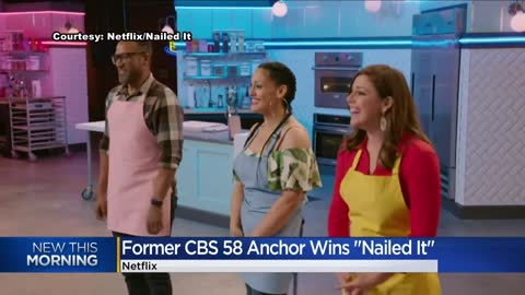 "Former CBS 58 anchor Whitney Martin stars in Netflix's ""Nailed..."
