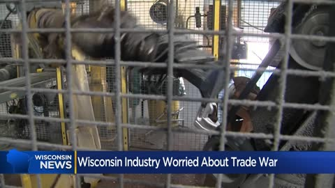 Wisconsin feels ripple effect of trade war