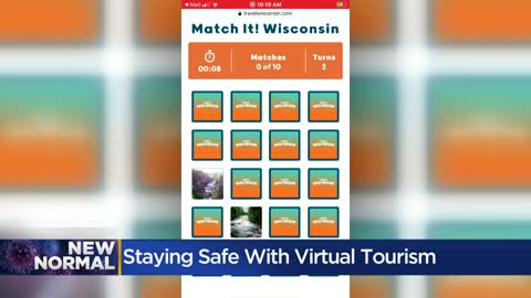 Wisconsin Department of Tourism launches virtual activities