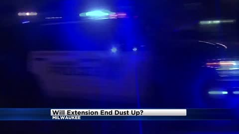Will extension end dust up over the Milwaukee Police Department's Pursuit Policy?