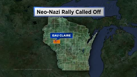 Neo-Nazi rally in Wisconsin canceled