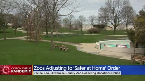 Wisconsin zoos still closed, accepting donations from the public