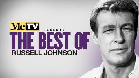 MeTV Presents The Best of Russell Johnson