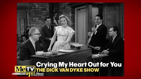 Rose Marie Sings 'Crying Out My Heart For You'
