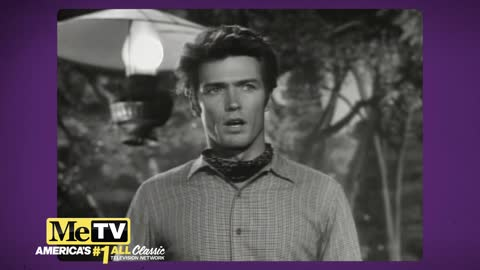 Clint Eastwood Sings ''Beyond the Sun'' on Rawhide