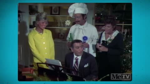 Doris Day and Tony Bennett sing on The Doris Day Show