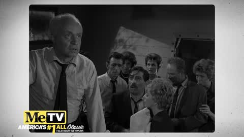 MeTV Presents The Top 10 Episodes of The Twilight Zone: The Shelter