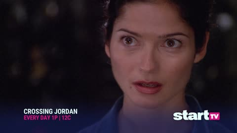 Crossing Jordan - Every Day at 1P | 12C