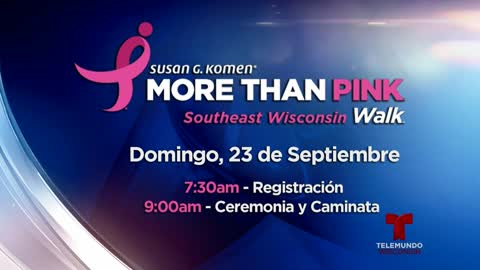 "Sobreviviente del cáncer de mama conversa sobre ""Susan G. Komen Race for the Cure"""