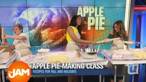 Fall Recipes: Rustic Apple Pie