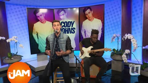 Social Media Star Cody Johns Performs His New Single