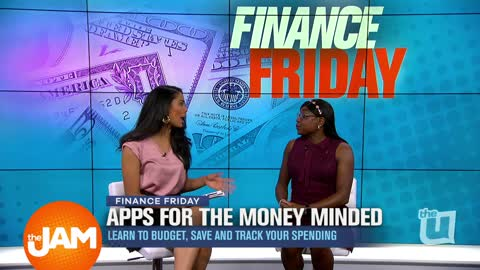 Finance Friday Apps!