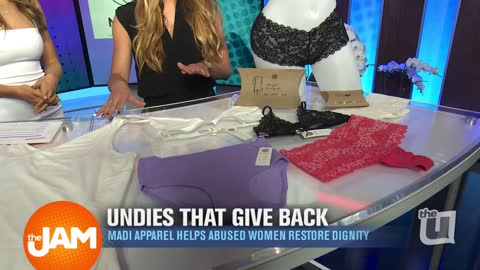 Undies That Give Back