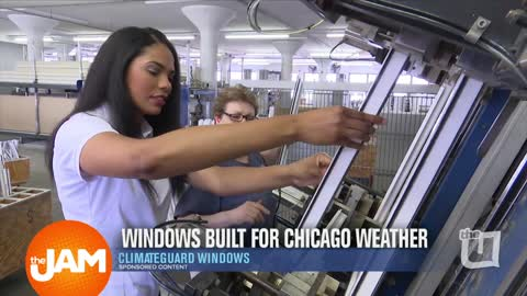 Felicia Checks out ClimateGuard Windows