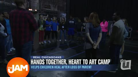 Real Chicagoans: Hands Together, Heart To Art