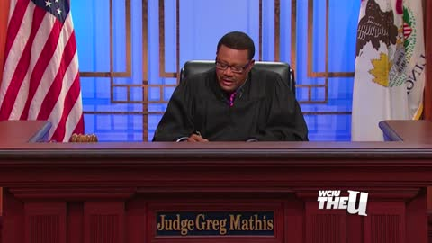 The People's Court and Judge Mathis