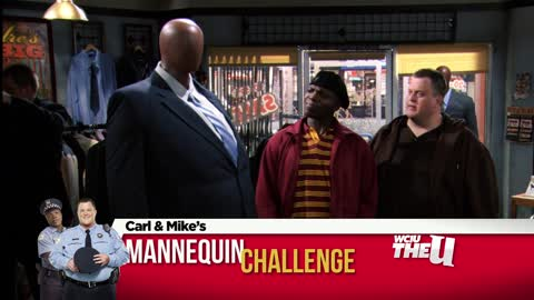 Mike and Carl's Mannequin Challenge