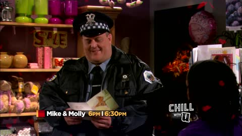Valentine's Day with Mike & Molly