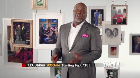 T.D. Jakes: It took a village