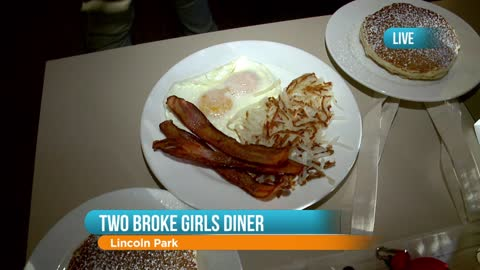 '2 Broke Girls' Diner Takeover: Part 1