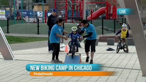 Pedalheads Summer Camp: Part 1