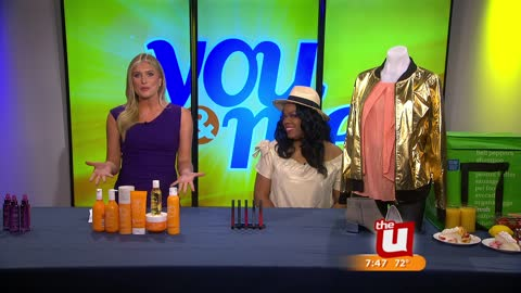 Beauty Style Expert Candace Corey Giving Us Tips For Summer