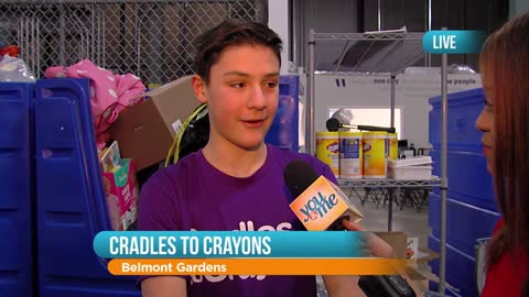Cradles to Crayons: Part 2