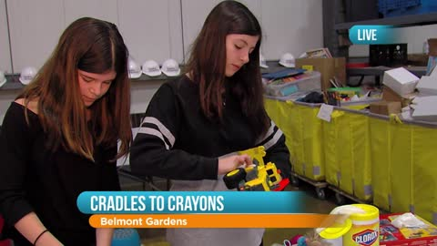 Cradles to Crayons: Part 1