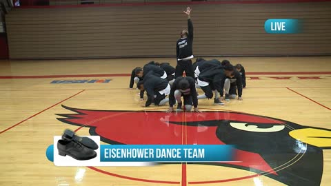 Eisenhower Dance Team: Part 2