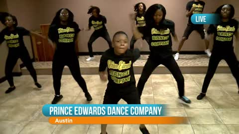 Prince Edwards Dance Company: Part 2