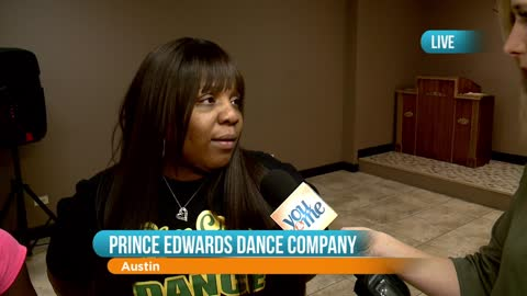 Prince Edwards Dance Company: Part 1